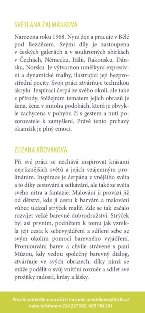 Jarní číše 2019 - pozvánka na vernisáž - str.č. 3