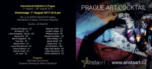 PRAGUE ART COCKTAIL