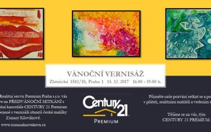 VÁNOČNÍ VERNISÁ - Century 21 Premium