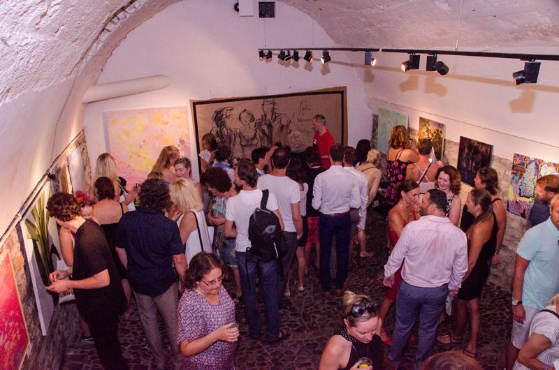 PRAGUE ART COCKTAIL 2017